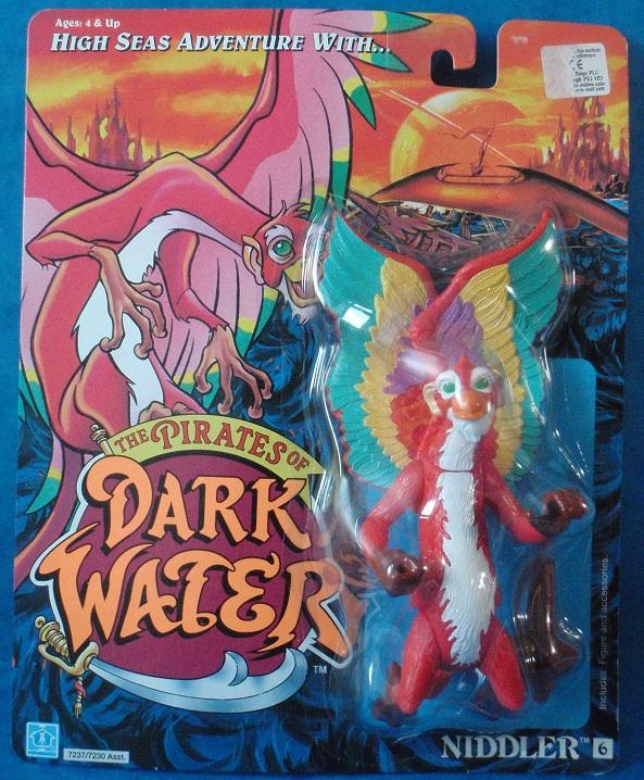 PIRATES OF THE DARK WATER  (Hasbro)  1991 Dw0210
