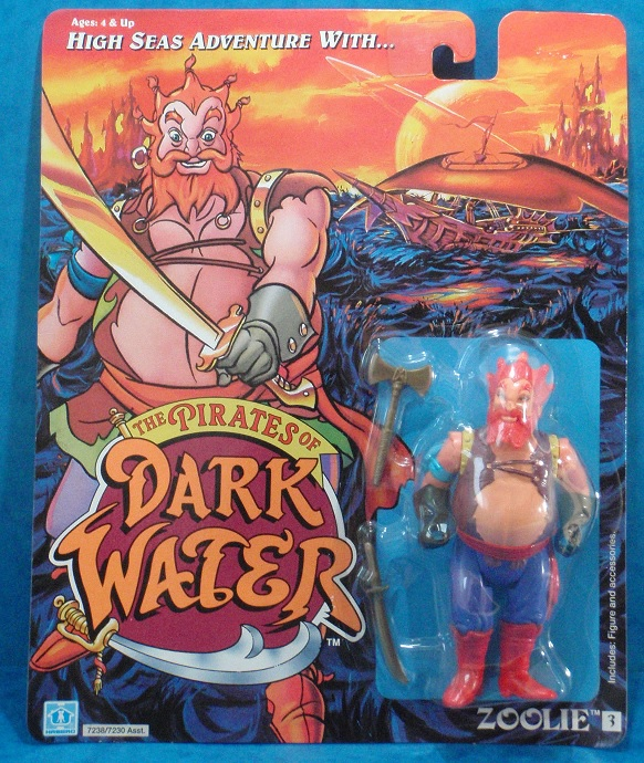 PIRATES OF THE DARK WATER  (Hasbro)  1991 Dw0310