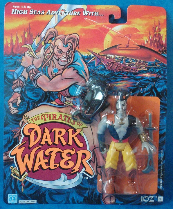 PIRATES OF THE DARK WATER  (Hasbro)  1991 Dw0410