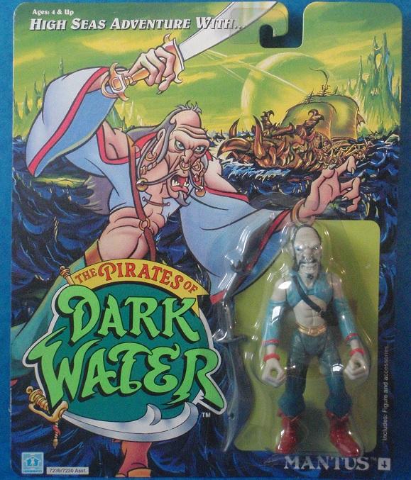 PIRATES OF THE DARK WATER  (Hasbro)  1991 Dw0510