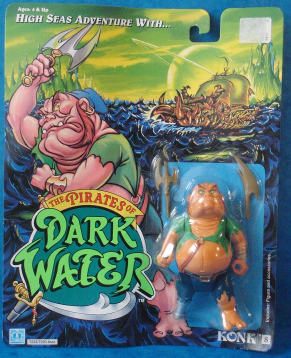 PIRATES OF THE DARK WATER  (Hasbro)  1991 Dw0610