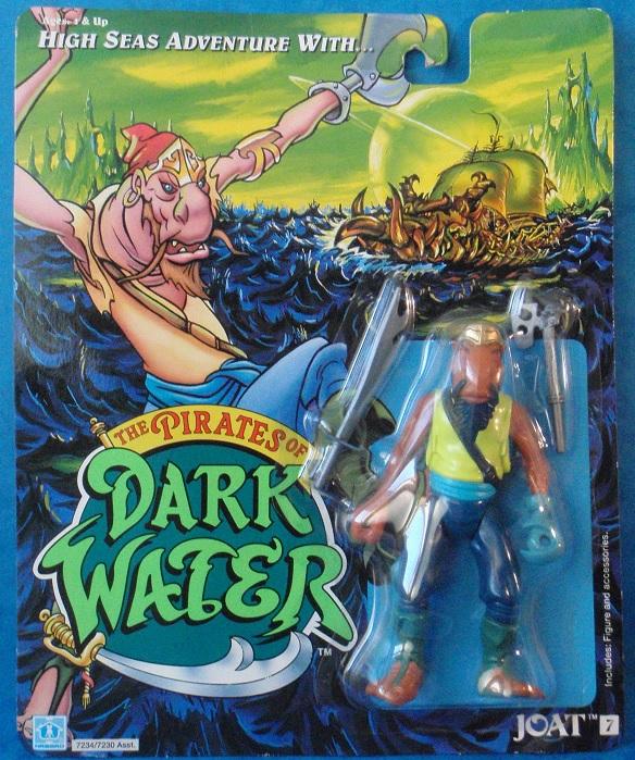 PIRATES OF THE DARK WATER  (Hasbro)  1991 Dw0710