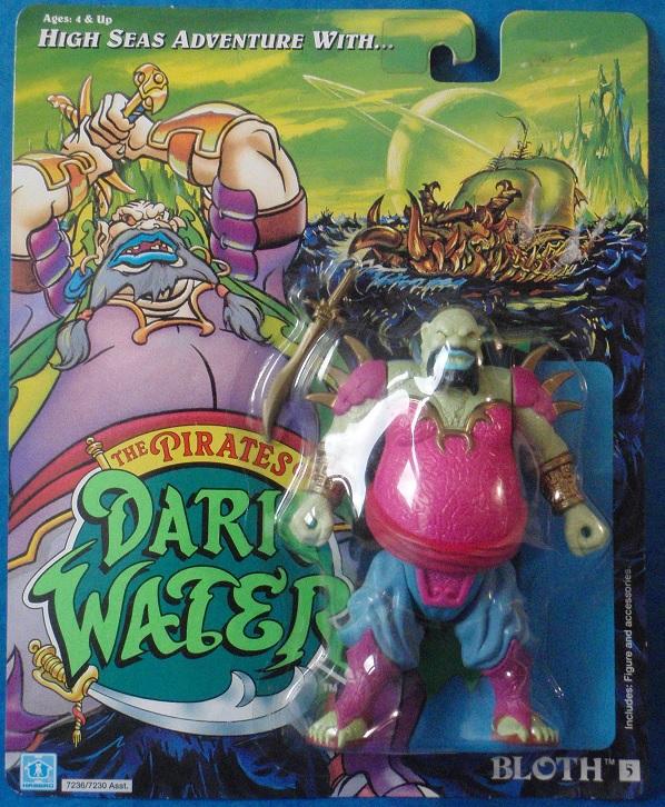 PIRATES OF THE DARK WATER  (Hasbro)  1991 Dw0810