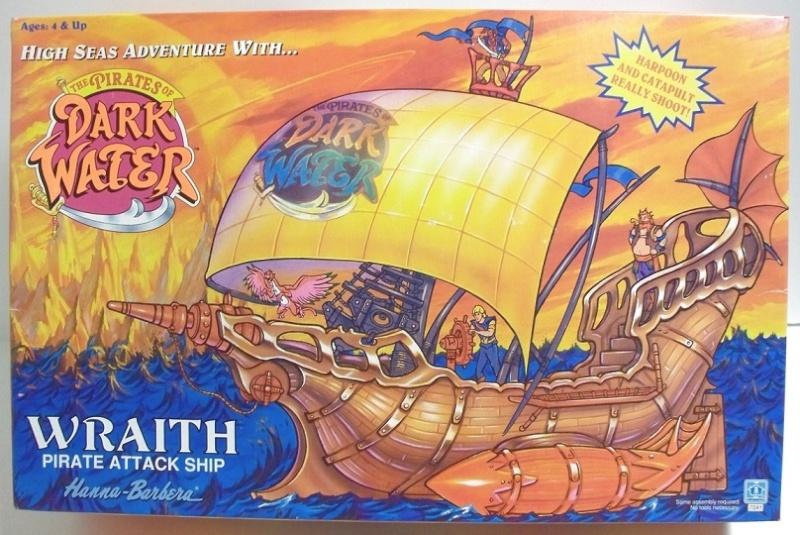 PIRATES OF THE DARK WATER  (Hasbro)  1991 Dw0910