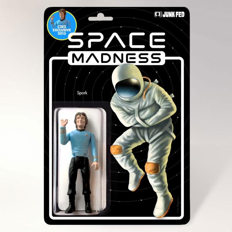 SPACE MADNESS (Junk Fed) 2014  Spork_10