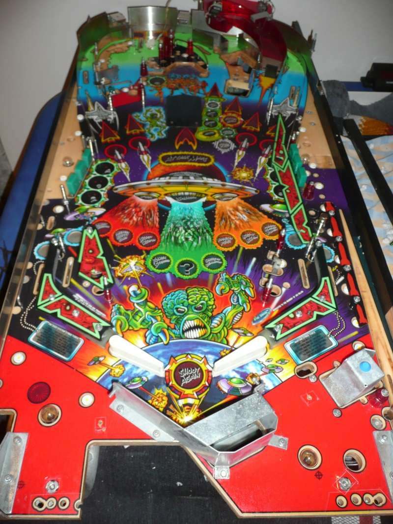Projet : Restauration Pinball 2000 Revenge From Mars [TERMINE] - Page 8 P1130914