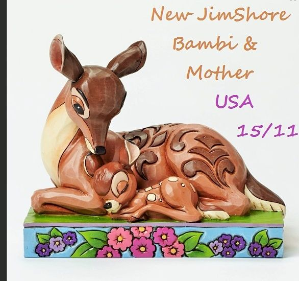 Disney Traditions by Jim Shore - Enesco (depuis 2006) - Page 39 Bambi10
