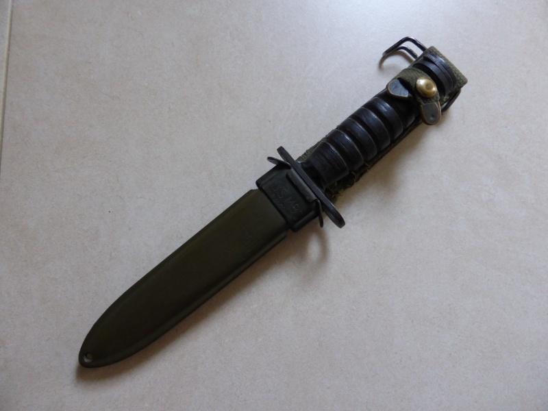 Le poignard-baïonnette USM4 - Page 9 P1020011