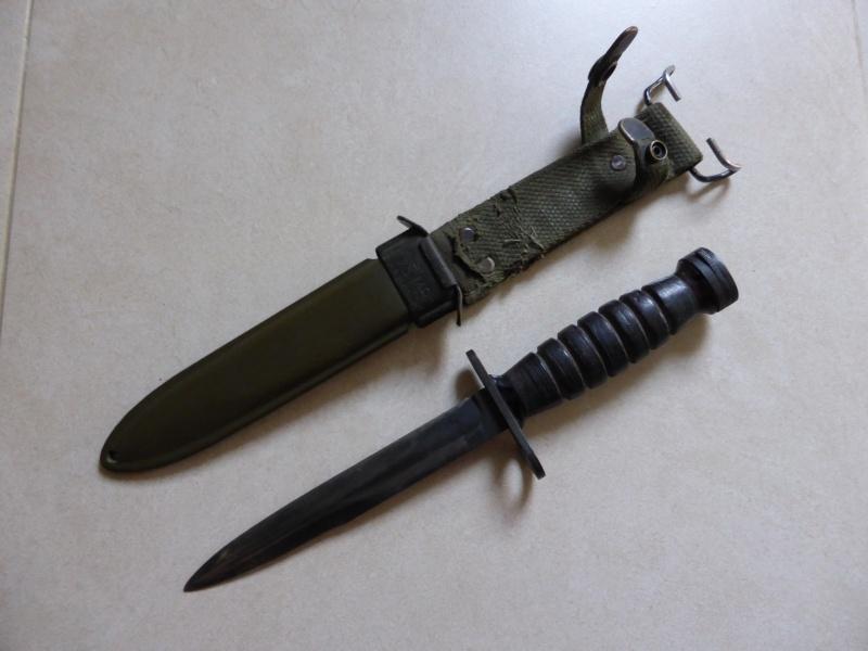 Le poignard-baïonnette USM4 - Page 9 P1020012