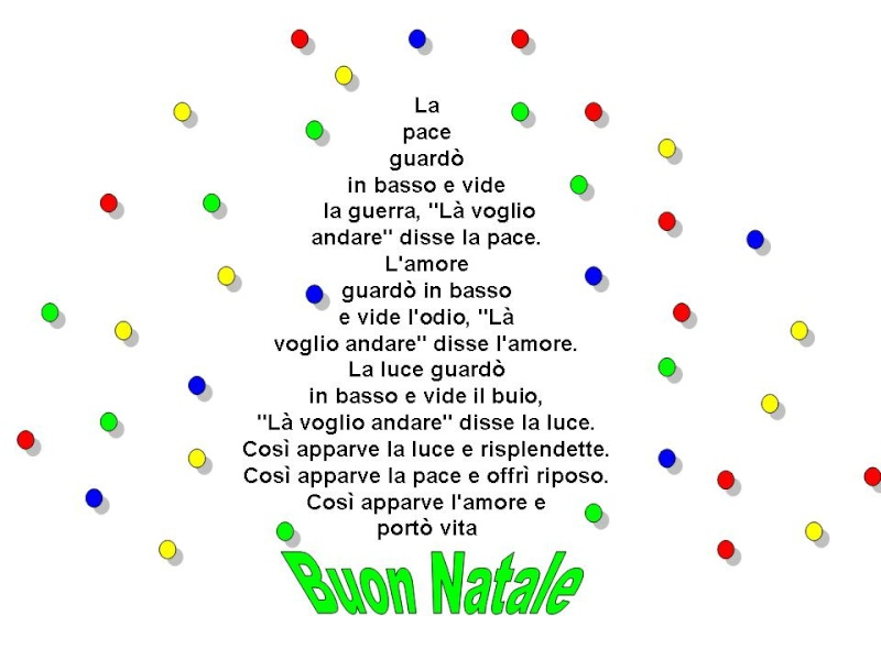 Buon natale Poesia10