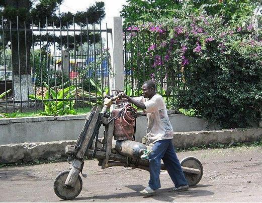 Les moyens de transport Harley10