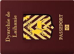 Nouveau passeport laihanais Passep13