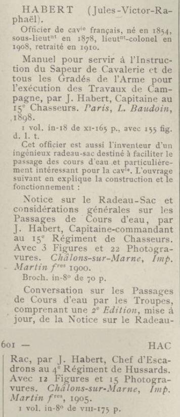 Le radeau-sac Habert Dico_h11