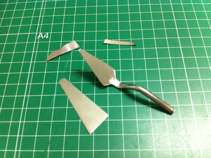 Plancha casera para entelar con oracover rincones y agujeros. 81181910