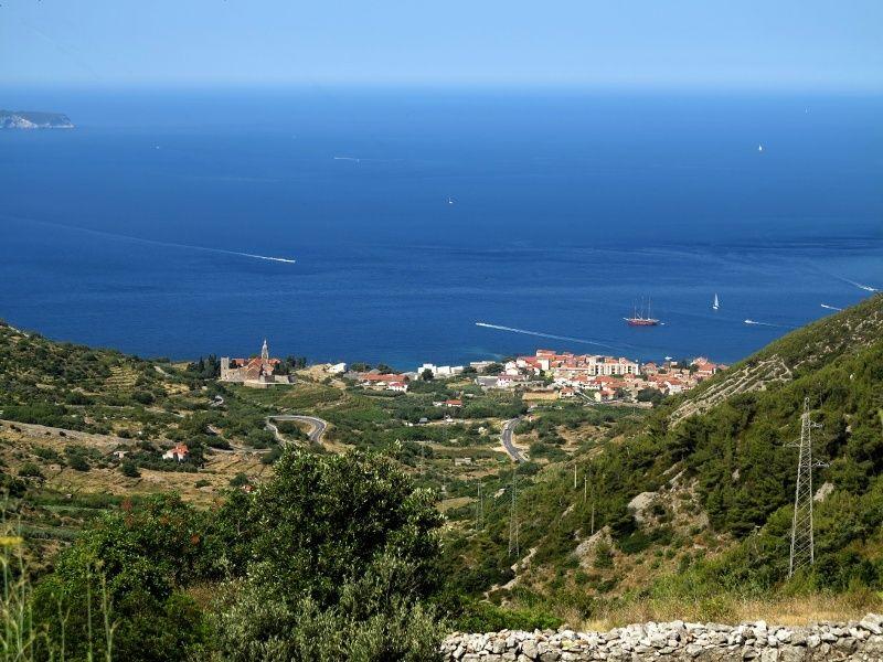 """Plongée """"vacances"""", ile de Vis, Croatie Balkan10"""