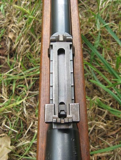 Berthier 1907-15 de 1917 modifié N - Dossier photo. 0715-910