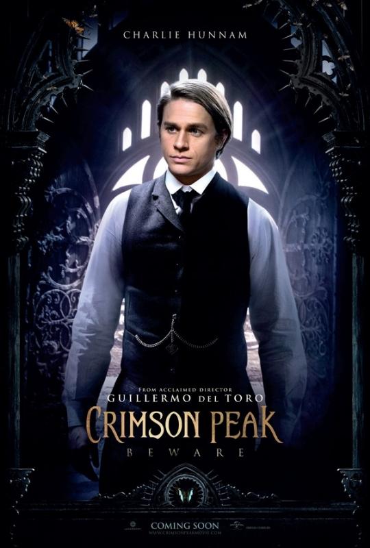 Crimson Peak - Guillermo del Toro 9199110