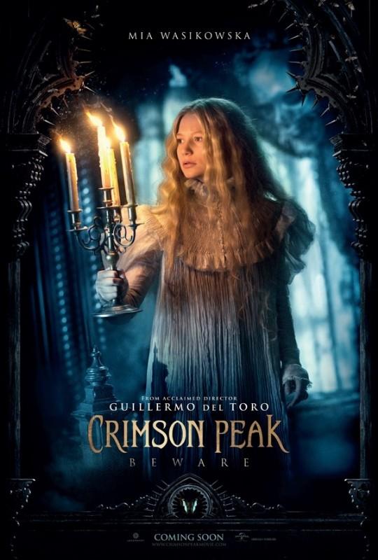 Crimson Peak - Guillermo del Toro 9199210
