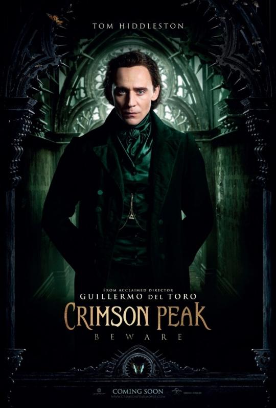 Crimson Peak - Guillermo del Toro 9199310