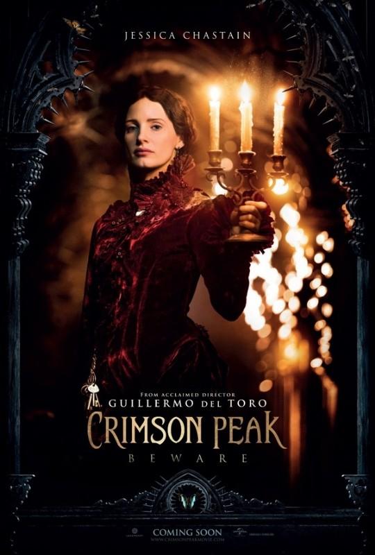 Crimson Peak - Guillermo del Toro 9199410