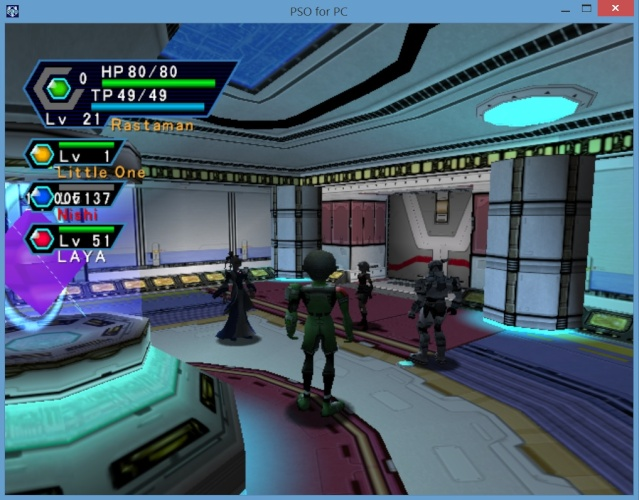 PSO PC/ V1&V2 Screenshot Gallery! - Page 27 Nte11