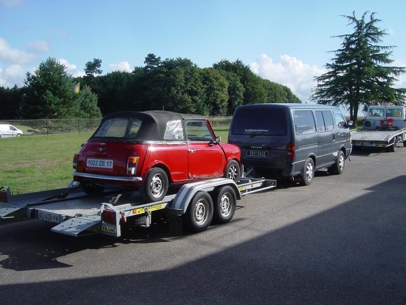 Resto Mini Cooper 92 Arc-de-Triomphe. Par le garage rcaustin. Dsc08423
