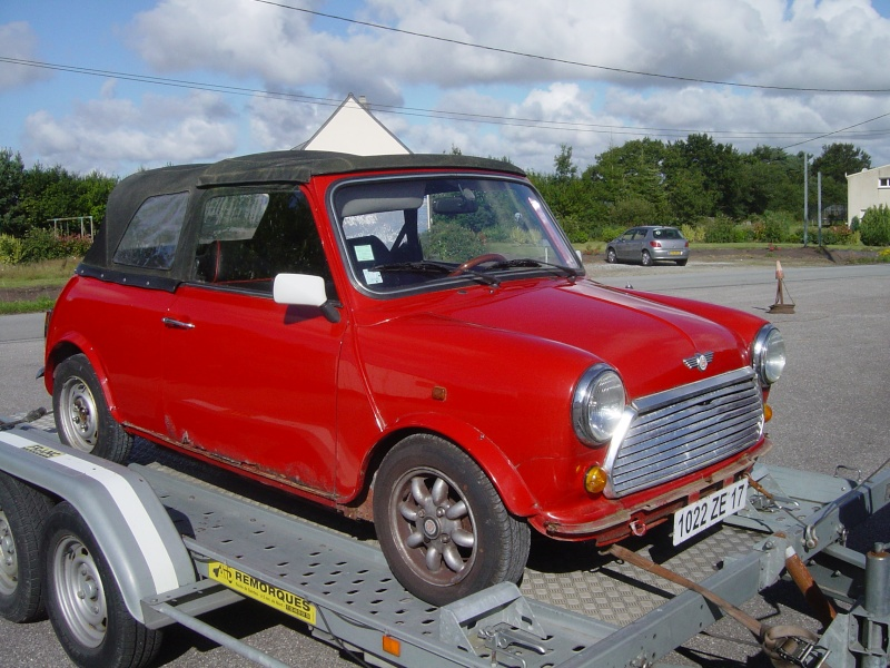 Resto Mini Cooper 92 Arc-de-Triomphe. Par le garage rcaustin. Dsc08424