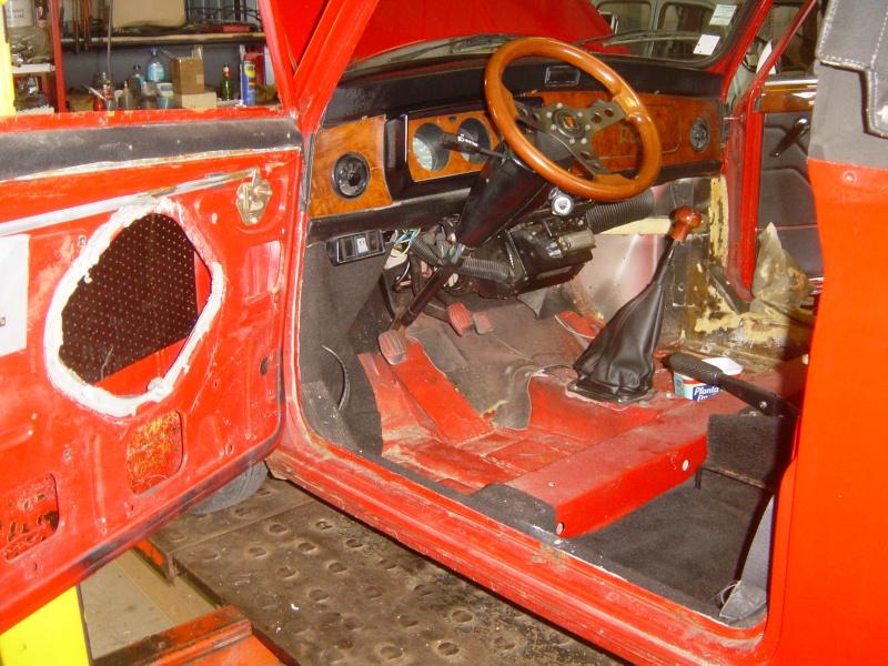 Resto Mini Cooper 92 Arc-de-Triomphe. Par le garage rcaustin. Dsc08426