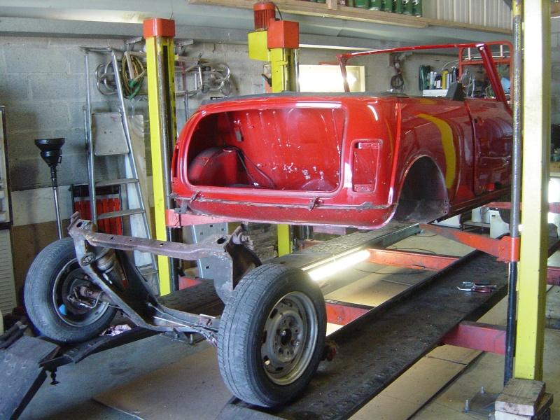 Resto Mini Cooper 92 Arc-de-Triomphe. Par le garage rcaustin. Dsc08510