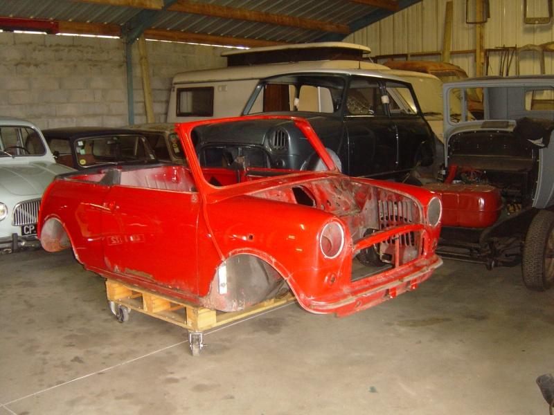 Resto Mini Cooper 92 Arc-de-Triomphe. Par le garage rcaustin. Dsc08511