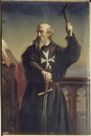 Maître Templier 13ème siècle 56137310