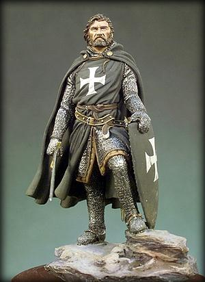 Maître Templier 13ème siècle 692-0110