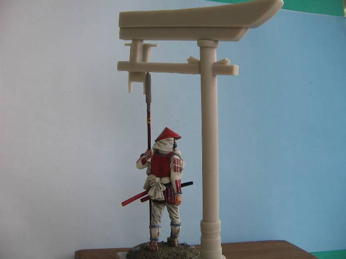 guerrier nippon sous un tori Img_0036