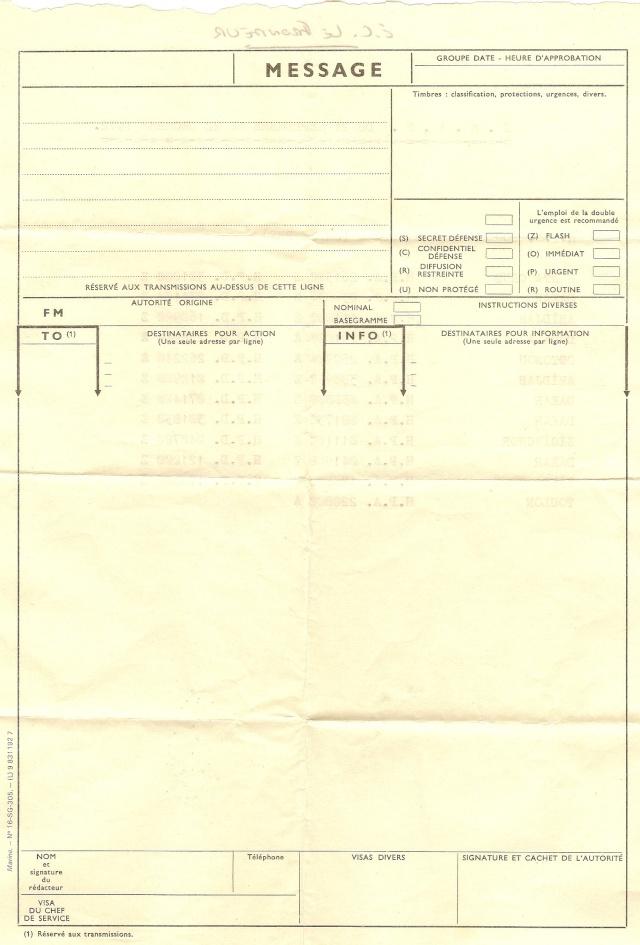 [Les écoles de spécialités] ÉCOLE DES RADIOS LES BORMETTES - Tome 2 - Page 5 Numeri10