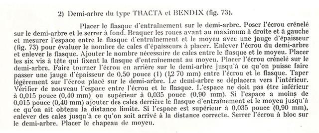 LES CARDANS DE ROUES AVANTS ET LEURS REGLAGES Reglag11