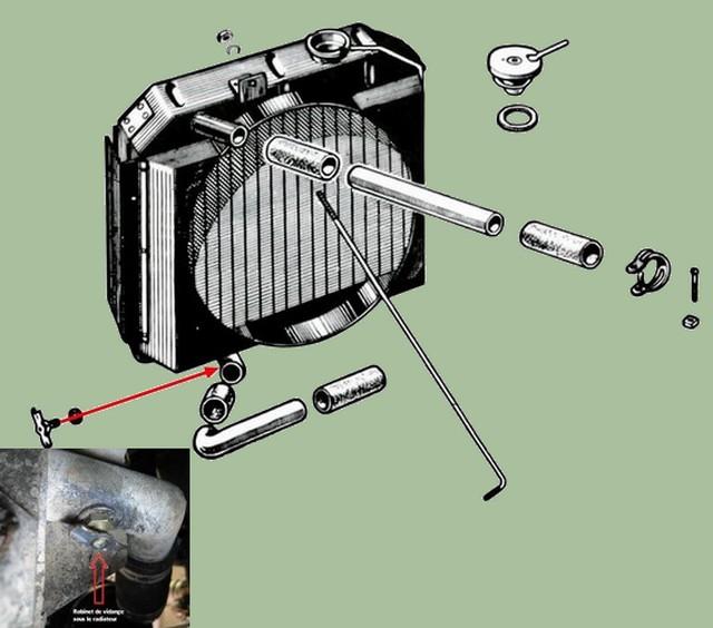 Dépose du moteur GO-DEVIL Vidang11