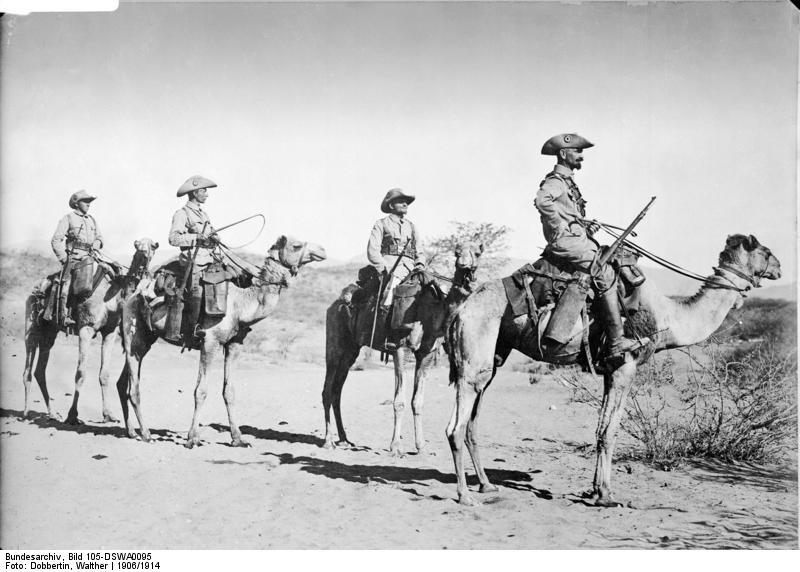 Les colonies allemandes : DEUTSCH SÜD-WEST AFRIKA Bundes11