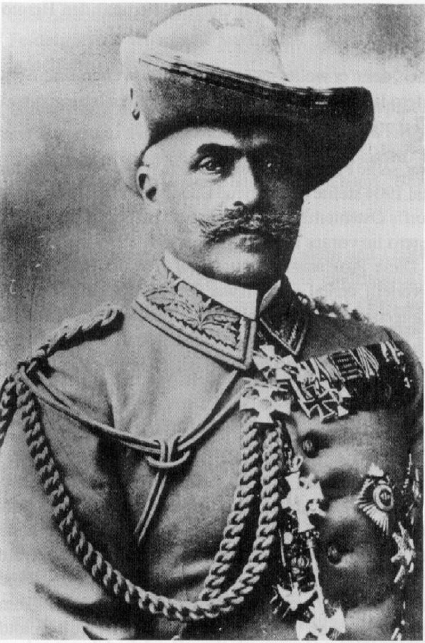 Les colonies allemandes : DEUTSCH SÜD-WEST AFRIKA Lothar11