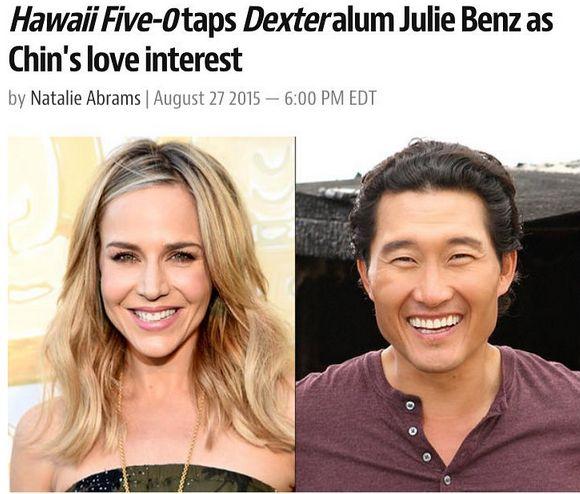 Julie Benz dans Hawai-Five-0 Julie30