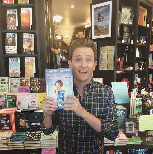 """Felicia Day sort prochainement un livre : """"You're Never Weird on the Internet (Almost)"""" Tom24"""