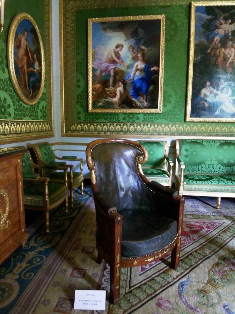 Expo au Grand Trianon : De Louis XIV à Charles de Gaulle  - Page 2 3_100_10
