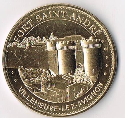Villeneuve-lès-Avignon (30400)  [Fort Saint-André] Mdp_3010