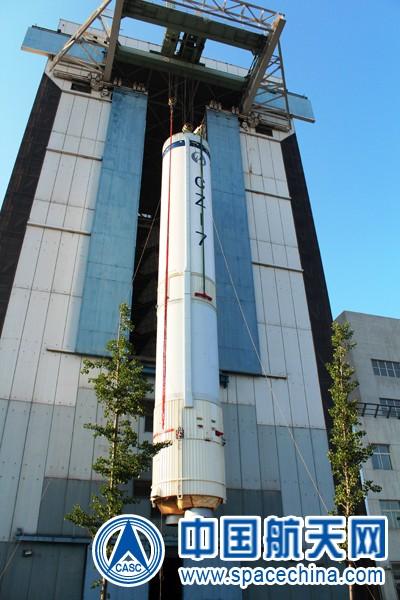 [Chine] CZ-7 : nouvelle génération de lanceur moyen - Page 3 Milita11