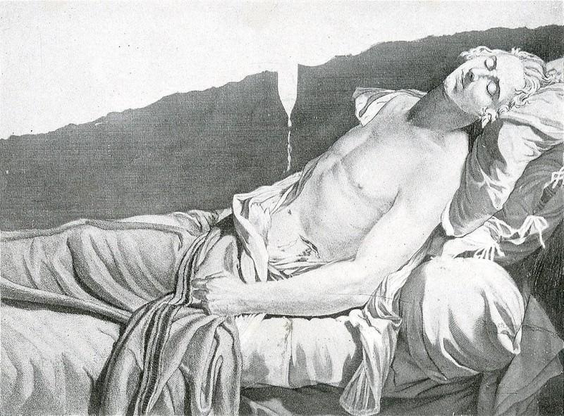 Le 20 janvier 1793, assassinat de Le Pelletier de Saint-Fargeau 1024px12