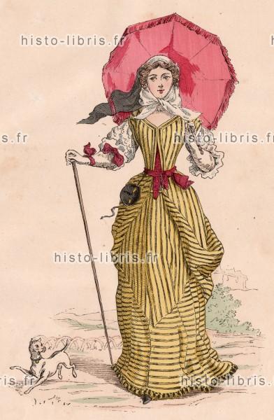 L'ombrelle au XVIIIe siècle 109-we10