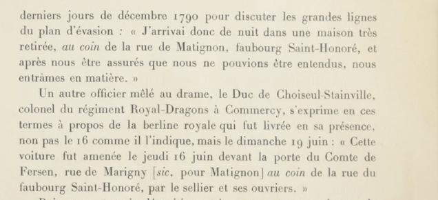 Le logement de Fersen à Paris - Page 2 410