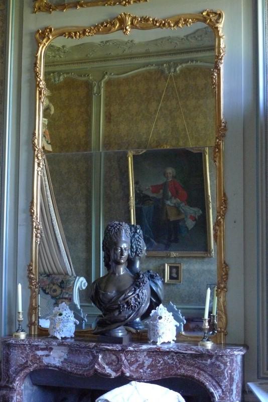Buste de Mme Adélaïde, de Mme Clotilde, ou d'une inconnue (mais non pas de Marie-Antoinette) par Vavasseur ?  B11