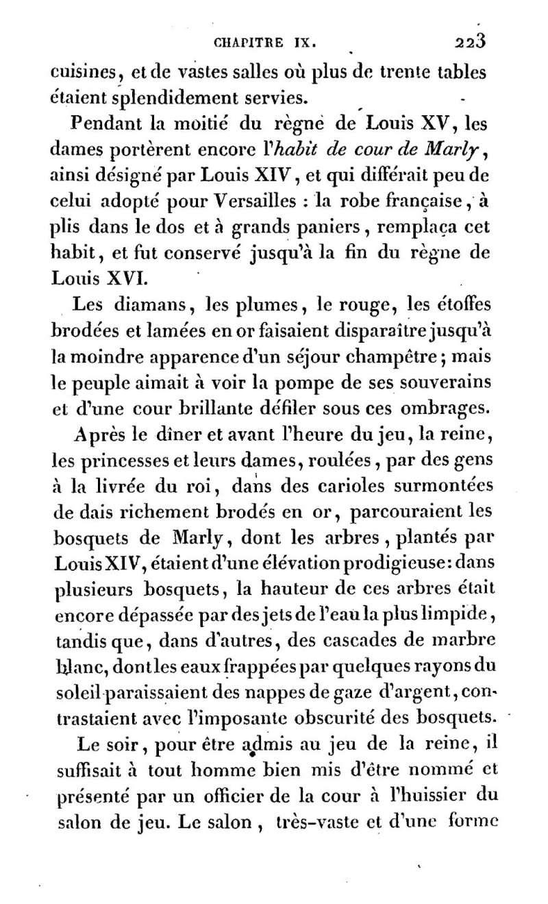 Le Jeu de la reine Marie-Antoinette Campan12