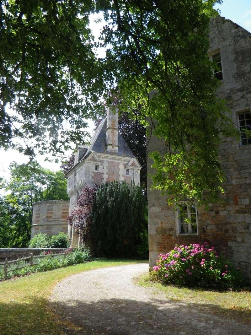 Le château de Fervaques ... Fervaq21