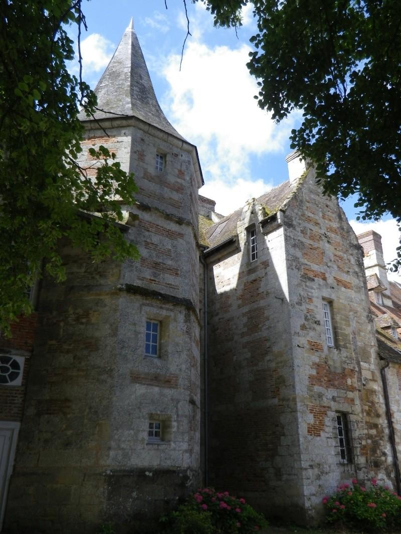 Le château de Fervaques ... Fervaq22